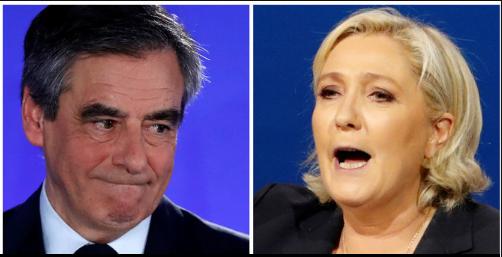 El plagi de Marine le Pen i els globus de colors
