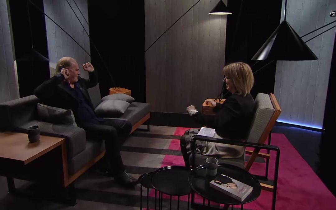 Lluís Homar, a El Divan de TV3 de diumenge 25 de març