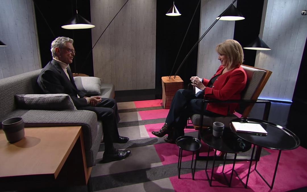 Luis Rojas Marcos s'asseu a El Divan de TV3