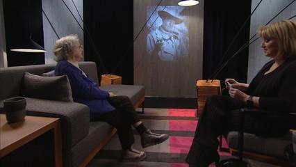 Montserrat Carulla, una actriu valenta a El Divan de TV3