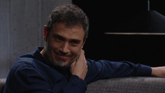 Julio Manrique: «El silenci i el riure del públic és l'experiència més potent per l'actor de teatre»