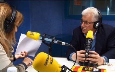 """Josep Fontana, historiador: """"Normalment una independència es guanya amb una guerra d'independència"""""""