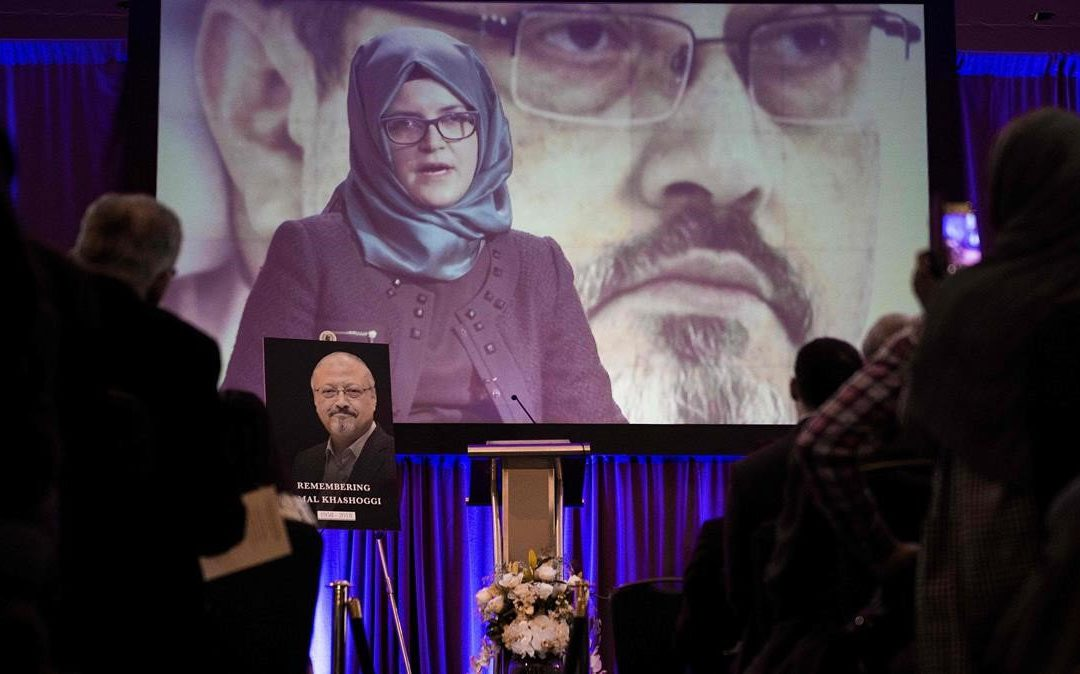 Khashoggi i el seu melòman esquarterador
