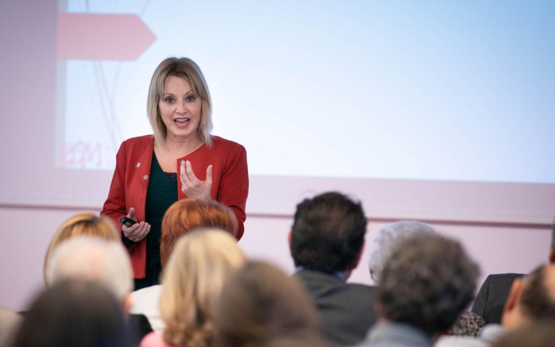 Conferència sobre comunicació no verbal i persuasió al Màster de la BSM