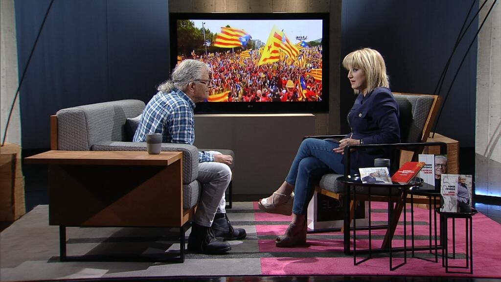 El divan de TV3, amb Ramon Cotarelo