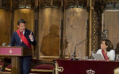 Valls, amb llum pròpia