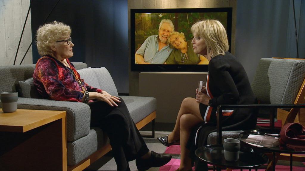 El divan de TV3, amb Isabel-Clara Simó