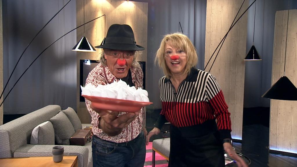 El divan de TV3, amb Tortell Poltrona